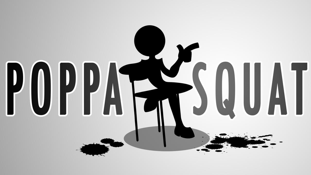 Poppa Squat